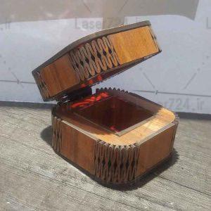 جعبه انگشترتاشو