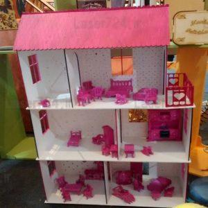 تراریوم خانه عروسکی