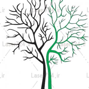 وکنور درخت