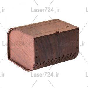 جعبه جواهرات ساده
