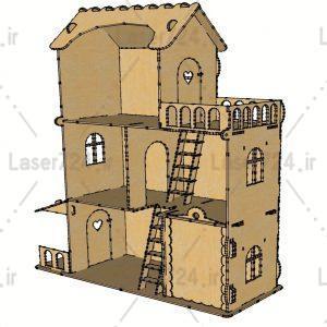 تراریوم خانه چندطبقه