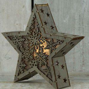 لامپ خواب ستاره ای