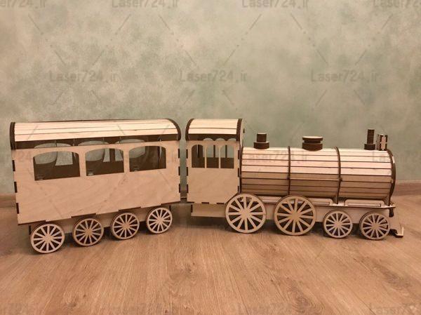 تراریوم قطار