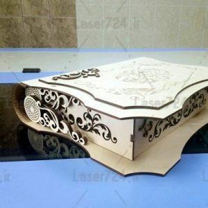 طرح جعبه کادویی