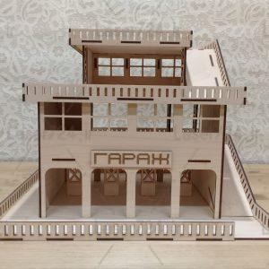 پازل خانه دوبلکس