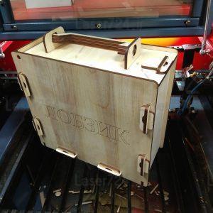 دانلود طرح لیزر کیف چوبی